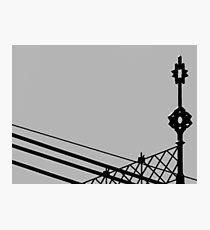 Line Study 2 Photographic Print