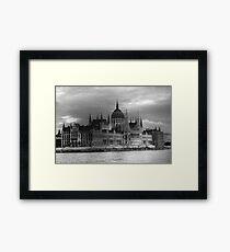 The Parliament Framed Print