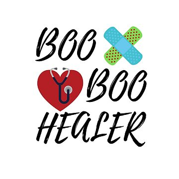Boo Boo Healer / Green by MeCocky