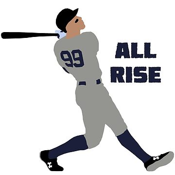 """Aaron Judge - """"All Rise"""" by DHink182"""