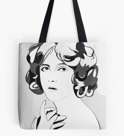 A Ghostly Shade of Pale Tote Bag