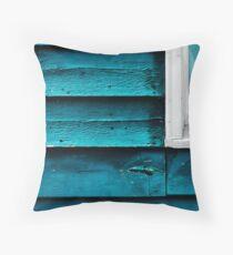 Superimposed Throw Pillow