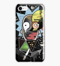Rick Polarity iPhone 8 Case