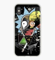 Rick Polarity iPhone Case