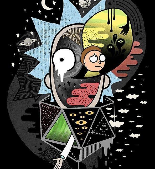 Rick Polarity by Kevin  Keller