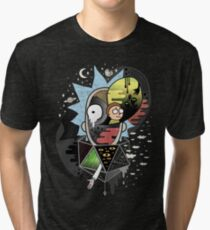 Rick Polarity Tri-blend T-Shirt