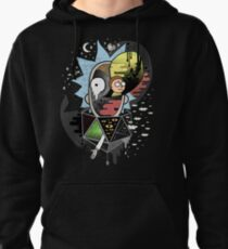 Rick Polarity Pullover Hoodie