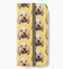 personalised dog iPhone Wallet/Case/Skin
