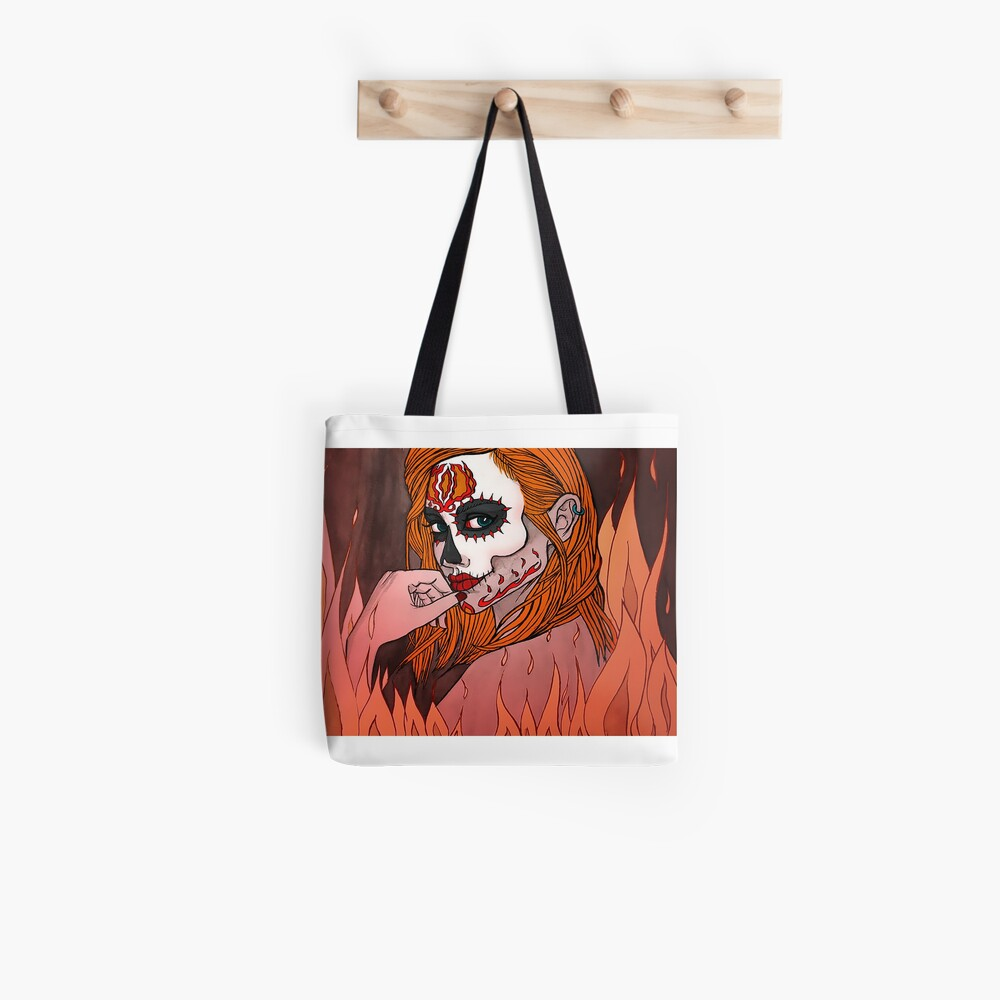 Day of the Dead - Hot Stuff Tote Bag