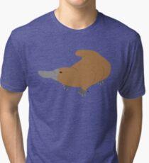 Platypus Tri-blend T-Shirt