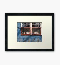 Acquaintance #8 Framed Print