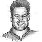 Richie McCaw - Caricature by Alleycatsgarden