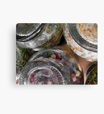 Herbs and spices 2 Canvas Print