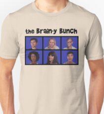 The Brain-y Bunch Unisex T-Shirt