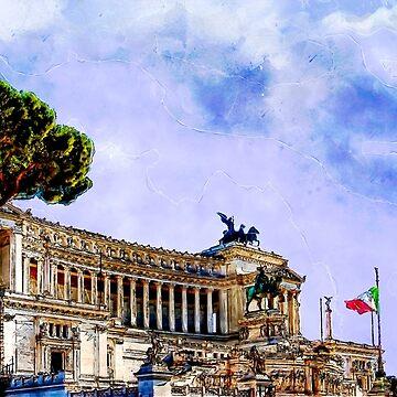 Rome art #rome by JBJart