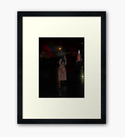 Sleep Stalker 2 Framed Print
