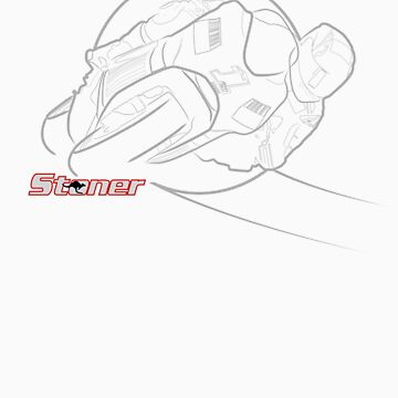 Casey Stoner by mattlock
