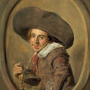 "Frans Hals ""A Young Man in a Large Hat"" by ALD1"