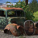 Left To Rust Away by CarolM