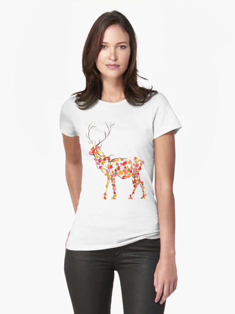 Deer by Richard Laschon