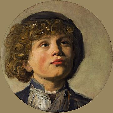 "Frans Hals ""Head of a boy wearing a baret"" by ALD1"
