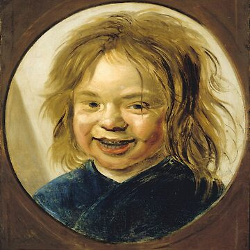 "Frans Hals ""Laughing boy"" (2) by ALD1"