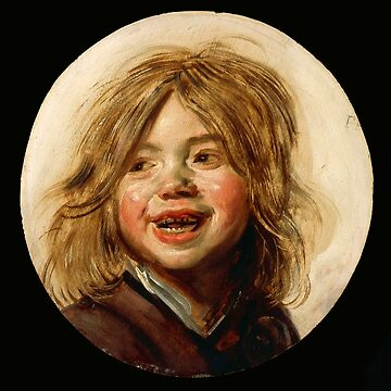 "Frans Hals ""Laughing child"" by ALD1"