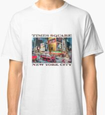 Times Square II Special Edition I Classic T-Shirt