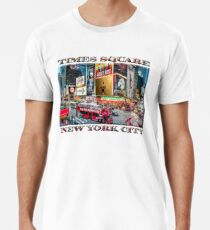 Times Square II Special Edition I Premium T-Shirt