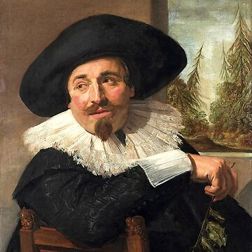 "Frans Hals ""Portrait of Isaac Abrahamsz"" by ALD1"