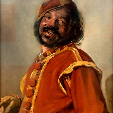 "Frans Hals ""The 'Mulatto'"" by ALD1"