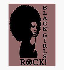 Black Girls Rock! Photographic Print
