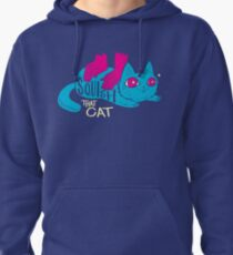 Squish that Cat! Pullover Hoodie