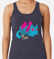 Squish that Cat! Women's Tank Top