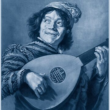 "Frans Hals ""The Lute Player"" edited by ALD1"