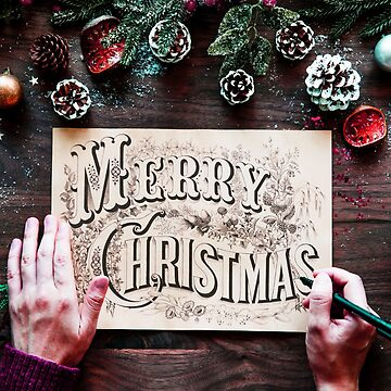 Merry Christmas! by RedAngelDesigns