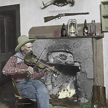 The Cowboy by princessbunhead