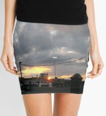 Evening, #Evening Mini Skirt