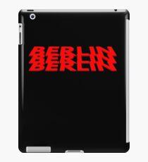 berlin berlin berlin iPad-Hülle & Skin