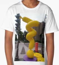 Inflatable, #Inflatable Long T-Shirt
