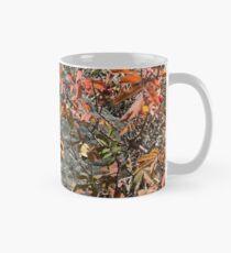 Rosier sauvage en automne 3 Mug classique