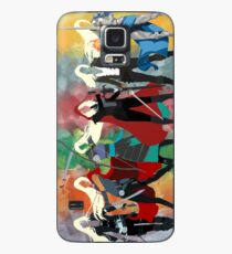 Throne of Glass Series Watercolor Case/Skin for Samsung Galaxy