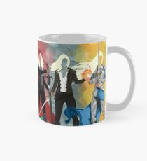 Throne of Glass Series Watercolor Mug