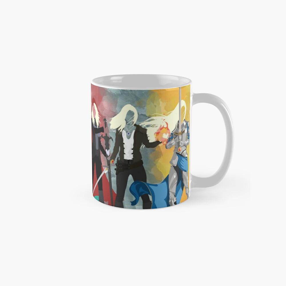 Throne of Glass Series Watercolor Mug
