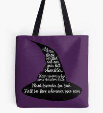 Practical Magic Tote Bag