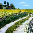 Colours of May by Paula Oakley