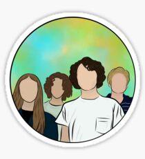 Calpurnia (watercolour) Sticker