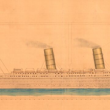 Proposed passenger vessel [Canadian Pacific Railway] by FOVCA