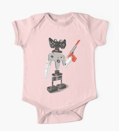 ControlBot4000 Kids Clothes