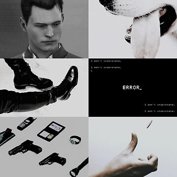 connor aesthetic by deerley